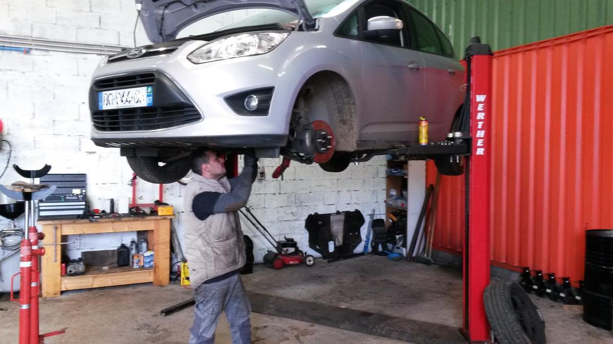 Garage feytiat garage gros voiture occasion feytiat vente auto feytiat chute de neige decembre - Garage limoges voiture occasion ...