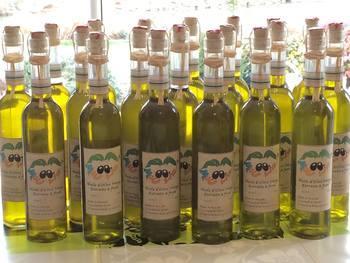 L'huile d'Aunis : l'huile solidaire