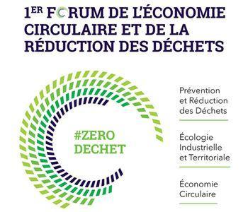 CYCLAD : 1er Forum de l'Économie Circulaire et de la Réduction des Déchets