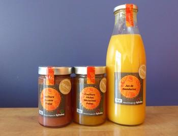Cyfruileg: Unsold fruit and vegetables made into juices, soups and jams.