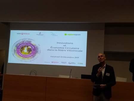 Innovations et Economie circulaire dans la filière Vitivinicole