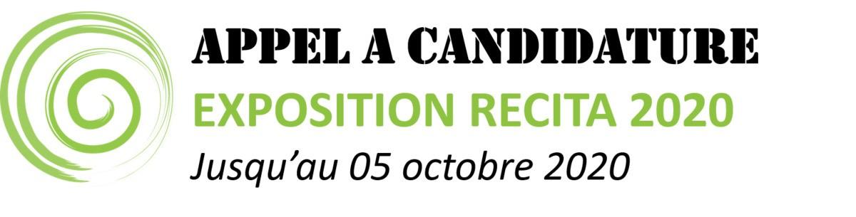 APPEL A CANDIDATURE POSTERS RECITA 2020