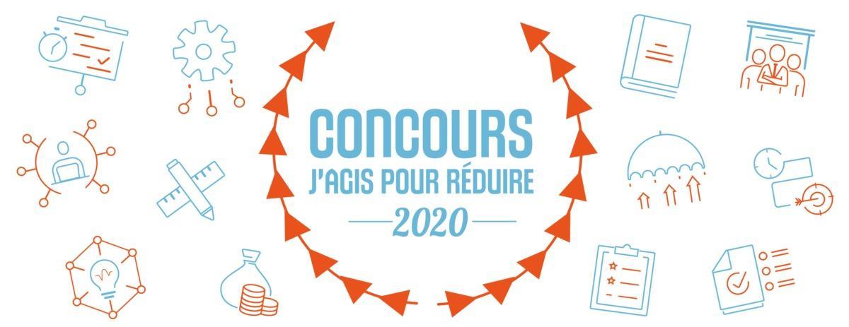 CONCOURS J'AGIS POUR RÉDUIRE 2020