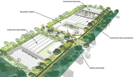 ïkos, un « village » inédit pour la nouvelle vie des objets sur la métropole de Bordeaux