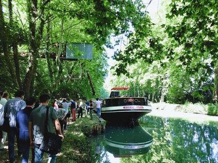 [Damazan] Relancer le fret sur le canal latéral de la Garonne