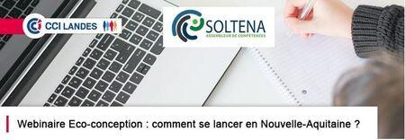 Webinaire 22/06 - Eco-conception : comment se lancer en Nouvelle-Aquitaine ?