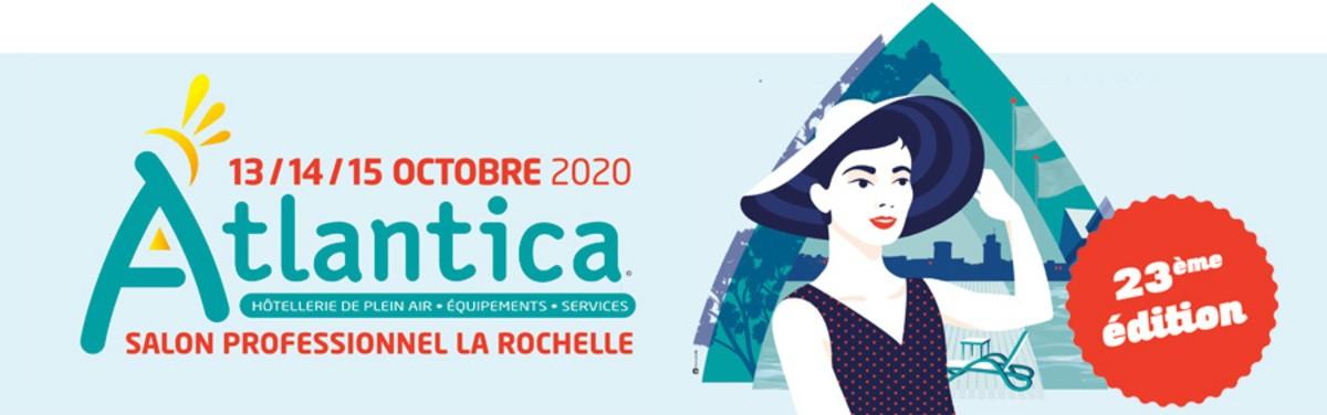 La Fédération De l'Hôtellerie de Plein Air de Nouvelle Aquitaine vous présente les initiatives éco responsables sur Atlantica 2020: