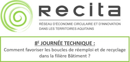 JOURNEE TECHNIQUE #8 // BÂTIMENT & ECONOMIE CIRCULAIRE : VIDEOS table ronde n°2