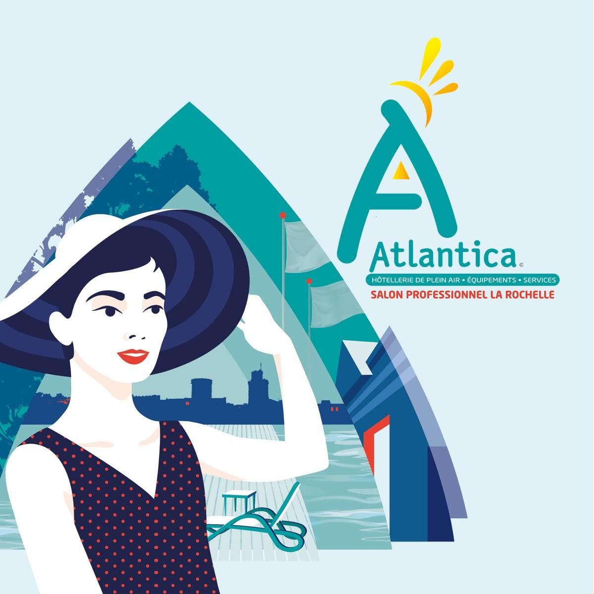 Salon ATLANTICA - 13, 14, 15 Octobre au Parc des Expositions de La Rochelle