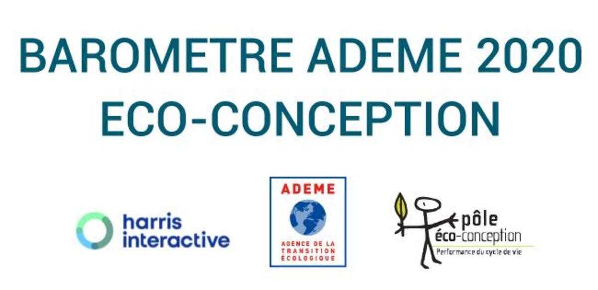 Participez au baromètre Eco-conception de l'ADEME