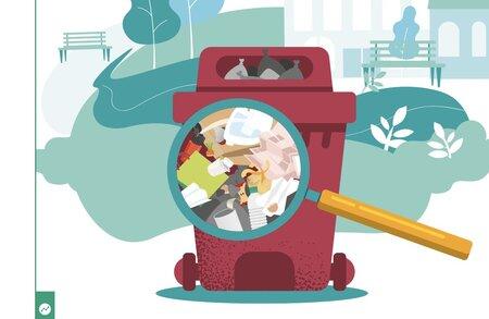 MODECOM 2017 - Campagne nationale de caractérisation des déchets ménagers et assimilés