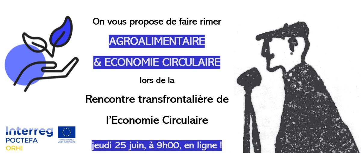 Rencontre transfrontalière de l'Economie Circulaire